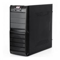 Sistem PC Interlink GTR, Intel Core i3-3220 3.30 GHz, 8GB DDR3, 120GB SSD + 1TB SATA, Placa Video GeForce GT610 1GB, DVD-RW