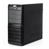 Sistem PC Interlink K44, Intel Core I7-3770 3.40 GHz, 8GB DDR3, HDD 2TB, DVD-RW