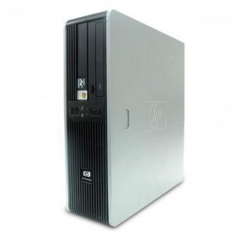 Calculator HP Compaq DC5750 SFF, AMD Sempron 3600+, 2.0 GHz, 2 GB DDR2, 80GB SATA, DVD-RW
