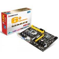 Placa de baza Biostar H81A, LGA1150, DDR3-1600, 2 x USB 3.0 Port, BTC ETH MINING, Versiunea 6.1