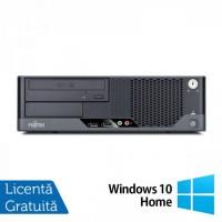 Fujitsu Siemens E9900 SFF, Intel Core i3-540, 3.06Ghz, 4GB DDR3, 250GB, Display port + Windows 10 Home