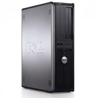 Calculator DELL Optiplex GX780 Desktop, Intel Core 2 Duo E8400 3.00GHz, 4GB DDR3, 160GB SATA, DVD-ROM