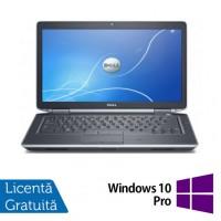 Laptop Refurbished DELL Latitude E6430, Intel Core i5-3340M 2.70GHz, 4GB DDR3, 320GB SATA, DVD-ROM, 14 Inch + Windows 10 Pro