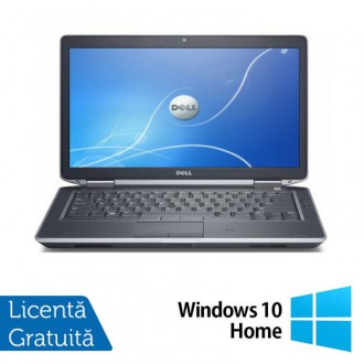 Laptop Refurbished DELL Latitude E6430, Intel Core i5-3340M 2.70GHz, 8GB DDR3, 120GB SSD, DVD-ROM, 14 Inch + Windows 10 Home