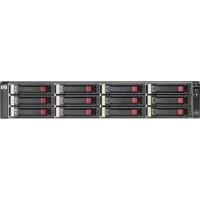 "Storage System HP EVA storage array P6300 FC-iSCSI AJ937A + 4 x Enclosure HP AJ832A StorageWorks M6612 12-Bay 3.5"" SAS Hard Drive Array Enclosure"