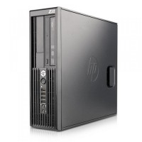 Statie Grafica HP Z200, SFF,  Intel Core i5-660, 3.33Ghz, 4GB DDR3, 250GB SATA, DVD-RW