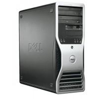 Statie Grafica Second hand Dell Precision 380, Intel Pentium 4 3.00Ghz, 2GB DDR2, 2 x 80GB SATA, Placa video 512MB, CD-RW