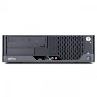 Calculator Second Hand FUJITSU SIEMENS E9900 SFF, Intel Core i3-530 2.93 GHz, 4 GB DDR3, 250GB SATA, Display port