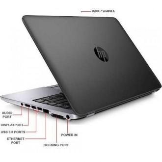 Laptop Refurbished HP EliteBook 840 G1, Intel Core i5-4200U 1.60GHz , 4GB DDR3, 128GB SSD, Webcam, 14 inch + Windows 10 Home