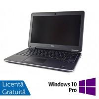 Laptop Refurbished DELL Latitude E7240, Intel Core i5-4210U 1.70GHz, 4GB DDR3, 128GB SSD, 12.5 inch + Windows 10 Pro