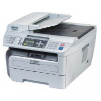 Multifunctionala Second Hand Laser Brother MFC-7440N,  23ppm, Copiator, Scanner, Fax, Retea