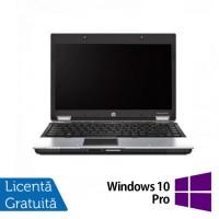 Laptop Refurbished HP EliteBook 8440p, Intel Core i7-640M, 4GB Ram DDR3, Hard Disk 320GB, WiFi, ecran 14 Inch + Windows 10 Pro