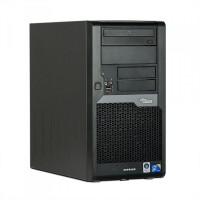 Calculator Second Fujitsu Siemens Esprimo P5730, Intel Pentium Dual Core E7500, 2.93GHz, 2GB DDR2, 160GB SATA, DVD-ROM