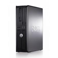 Calculator DELL Optiplex GX760 Desktop, Intel Core 2 Duo E8400, 3.00 GHz, 4 GB DDR2, 160GB SATA, DVD-ROM