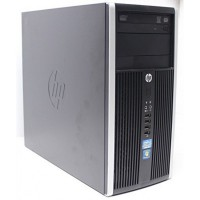 Calculator HP 6200 PRO Tower, Intel Core i5-2400 3.10Ghz, 8GB DDR3, 500GB SATA, DVD-RW