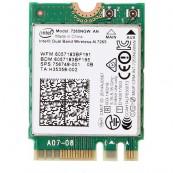 Modul Wireless-N Intel Dual Band 7265, 802.11a/b/g/n, Bluetooth 4.0, M.2 2230