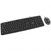 Kit Tastatura + Mouse cu fir, Titanum TK106 Salem, USB