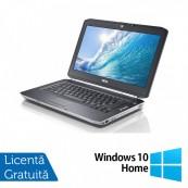 Laptop DELL Latitude E5420, Intel Core i3-2350M 2.30GHz, 4GB DDR3, 250GB SATA, DVD-RW, 14 Inch + Windows 10 Home
