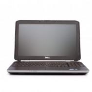 Laptop DELL Latitude E5520, Intel Core i5-2430M 2.40GHz, 4GB DDR3, 250GB SATA,15 Inch, Tastatura Numerica