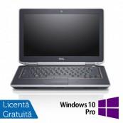 Laptop Dell Latitude E6320, Intel Core i5-2520M 2.50GHz, 4GB DDR3, 500GB SATA, 13.3 Inch + Windows 10 Pro