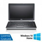 Laptop DELL Latitude E6420, Intel Core i5-2520M 2.50GHz, 4GB DDR3, 320GB SATA, DVD-RW, 14 Inch, Webcam + Windows 10 Home