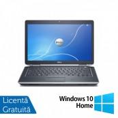 Laptop DELL Latitude E6430, Intel i5-3320M 2.60GHz, 4GB DDR3, 320GB SATA, DVD-RW + Windows 10 Home