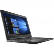 Laptop Dell Precision 3520, Intel Core i7-7820HQ 2.90GHz, 16GB DDR4, 240GB SSD, nVidia 945M 2GB/128bit, 15.6 Inch Full HD, Fara Webcam, Tastatura Numerica