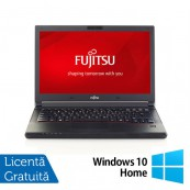 Laptop Fujitsu Siemens LifeBook E554, Intel Core i3-4000M 2.40GHz, 8GB DDR3, 320GB SATA, 15.6 Inch + Windows 10 Home