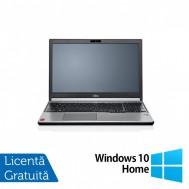 Laptop FUJITSU SIEMENS Lifebook E754, Intel Core i7-4600M 2.90GHz, 8GB DDR3, 320GB SATA, 15.6 Inch + Windows 10 Home