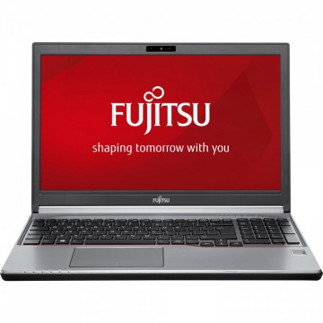 Laptop FUJITSU SIEMENS Lifebook E756, Intel Core i5-6200U 2.30GHz, 8GB DDR4, 240GB SSD, DVD-RW, 15.6 Inch Full HD, Webcam, Tastatura Numerica, Second Hand