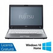Laptop FUJITSU SIEMENS P701, Intel Core i3-2330M 2.20GHz, 4GB DDR 3, 250GB HDD + Windows 10 Home, Refurbished Laptopuri