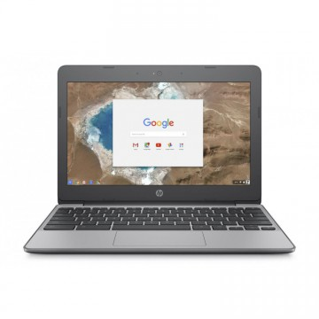 Laptop HP Chromebook 11 G5, Intel Celeron N3060 1.60GHz, 2GB DDR3, 16GB SSD, 11.6 Inch, Webcam, Chrome OS, Second Hand