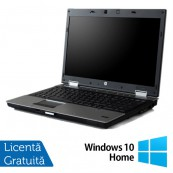 Laptop HP EliteBook 8540p, Intel Core i5-540M 2.53GHz, 4GB DDR3, 320GB SATA, DVD-ROM, 15.6 Inch, nVidia Quadro NVS 5100 + Windows 10 Home