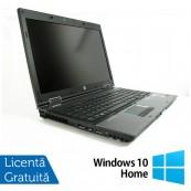 Laptop HP EliteBook 8540w Mobile Workstation, Intel Core i7-820QM 1.73GHz, 8GB DDR3, 320GB SATA, DVD-RW, 15.6 Inch, nVidia FX 880M + Windows 10 Home