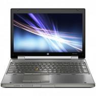 Laptop Hp EliteBook 8560w, Intel Core i7-2630QM 2.00GHz, 8GB DDR3, 500GB SATA, Full HD, NVIDIA Quadro Q1000M, DVD-RW, Webcam, 15.6 Inch