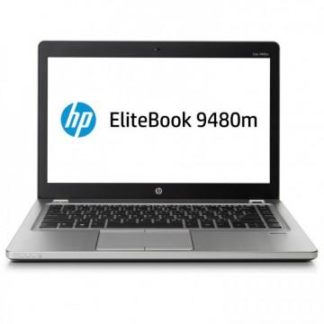 Laptop HP EliteBook Folio 9480m, Intel Core i7-4600U 2.60GHz, 8GB DDR3, 240GB SSD, 14 Inch, Webcam, Second Hand