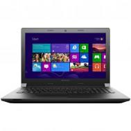 Laptop Lenovo B50-30, Intel Celeron N2840 2.16GHz, 4GB DDR3, 500GB SATA, DVD-RW, 15.6 Inch, Tastatura Numerica, Webcam