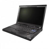 Laptop Lenovo ThinkPad R400, Intel Core 2 Duo P8400 2.26GHz, 2GB DDR3, 160GB SATA, DVD-RW, 14.1 Inch, Fara Webcam