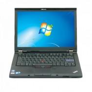 Laptop Lenovo ThinkPad T410, Intel Core i5-520M 2.40GHz, 4GB DDR3, 250GB SATA, DVD-RW,  Fara Webcam, 14 Inch