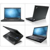 Laptop Lenovo ThinkPad T510, Intel Core i5-520M 2.40GHz, 4GB DDR3, 320GB SATA, DVD-RW, 15 Inch