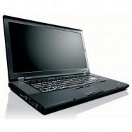 Laptop Lenovo ThinkPad T510, Intel Core i5-520M 2.40GHz, 4GB DDR3, 320GB SATA, DVD-RW, Webcam, 15.6 Inch
