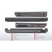 Laptop LENOVO ThinkPad T530, Intel Core i5-3320M 2.60 GHz, 4GB DDR3, 320GB SATA, DVD-RW, Grad A-, Second Hand Laptopuri