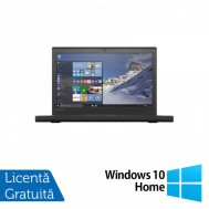 Laptop Lenovo Thinkpad X260, Intel Core i5-6300U 2.40GHz, 8GB DDR4, 120GB SSD, 12 Inch + Windows 10 Home