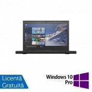 Laptop Lenovo Thinkpad X260, Intel Core i5-6300U 2.40GHz, 8GB DDR4, 120GB SSD, 12 Inch + Windows 10 Pro