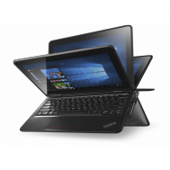 Laptop LENOVO Yoga 11e, Intel Core i3-6100U 2.30GHz, 8GB DDR3, 240GB SSD, Touchscreen, Webcam, 11.6 Inch