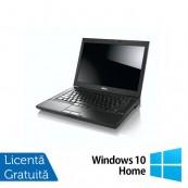 Laptop Refurbished DELL E6410, Intel Core i5-560M, 2.66 GHz, 4GB DDR3, 160GB SATA, DVD-RW + Windows 10 Home Laptopuri