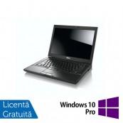 Laptop Refurbished DELL E6410, Intel Core i5-560M, 2.66 GHz, 4GB DDR3, 160GB SATA, DVD-RW + Windows 10 Pro Laptopuri