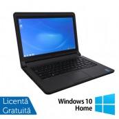 Laptop Refurbished DELL Latitude 3340, Intel Core i3-4010U 1.70GHz, 4GB DDR3, 500GB SATA, 13.3 inch + Windows 10 Home Intel Core i3