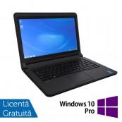 Laptop Refurbished DELL Latitude 3340, Intel Core i3-4010U 1.70GHz, 4GB DDR3, 500GB SATA, 13.3 inch + Windows 10 Pro Laptopuri