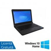 Laptop Refurbished DELL Latitude 3340, Intel Core i3-4010U 1.70GHz, 8GB DDR3, 240GB SSD, 13.3 inch + Windows 10 Home Laptopuri